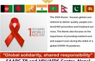 Commemoration of World AIDS Day