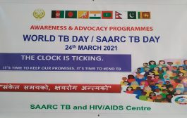 World TB Day/SAARC TB Day 2021