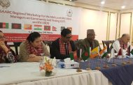 SAARC Regional Workshop for the Mid-Level HIV/AIDS Managers on Community Led Testing (CLT) on HIV/AIDS