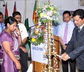 Inaugurtion of MIFA training