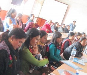 Participants of the interaction programme held at STAC